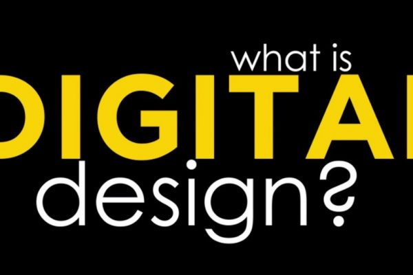 what is digital graphic design