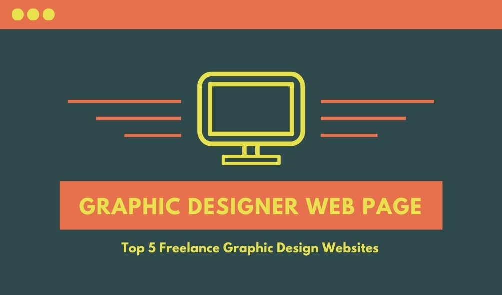 Graphic Designer Web Page